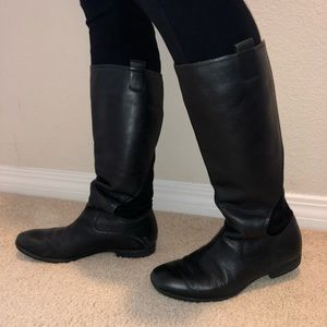 Cole Haan Brookings riding boots *100% waterproof*